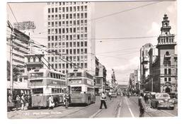 South Africa - Durban - West Street - Cars - Autos - O-Bus - Bus - Busses - Street View - Südafrika