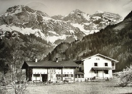FLÜELI-RANFT Gel. 1952 N. Altstätten - OW Obwald