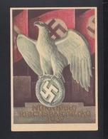 Dt. Reich PK NSDAP Nürnberg 1937 Sonderstempel - Ereignisse