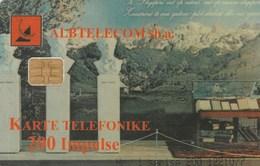 Albania - Three Statues - Albania
