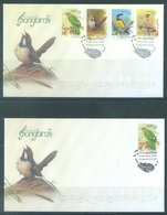 AUSTRALIA  - FDC - 9.9.2009 - SONGBIRDS - Yv 3146-3150- Lot 18530 - Premiers Jours (FDC)