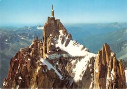 Sommet De L Aiguille Du Midi A Chamonix Mont Blanc 21(scan Recto-verso) MA1156 - France