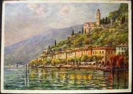 MORCOTE Künstler Signiert Max Usadel Gel. 1950 N. St. Gallen - TI Tessin