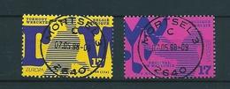 [2138] Zegels 2757 - 2758 Gestempeld - Belgique