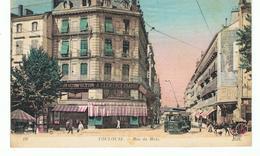 197 - Toulouse - Rue De Metz (tampon Du Service Des Travailleurs Indo-chinois De La Poudrerie De Toulouse) - Toulouse