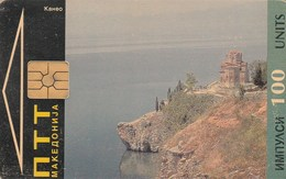 Macedonia - Kaneo - 2nd Issue - Macedonië