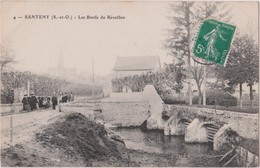 SANTENY - LES BORDS DU RÉVEILLON - N° 4 - Santeny