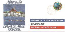 1998 Coupe Du Monde De Football France: Pays-Bas / Corée Du Sud  à Marseille - Coupe Du Monde