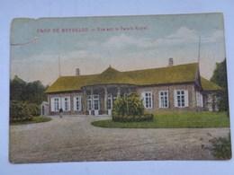 Réf: XXX.       BEVERLOO  Camp   Vue Sur Le Palais Royal    ( Colorisée ) - Leopoldsburg (Camp De Beverloo)