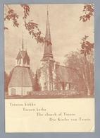 FI.- TORNION KIRKKO. TORNEA KYRKA. CHURCH. KIRCHE. - Kerken En Kloosters