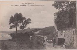 CÔTE D'ÉMERAUDE - SAINT SERVAN - LE CHEMIN DU ROSAIS - N° 4800 - Saint Servan