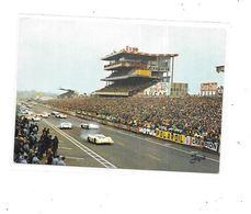 10959 - Les 24 Heures Du MANS : Le Démarage Des Voitures, N°2/321 - Le Mans
