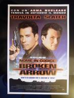 Broken Arrow Movie Film Carte - Cinema