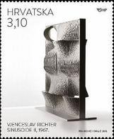 2018 Modern Architecture And Design, Croatia, Hrvatska, MNH - Croatie