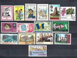 Stamps Barbados (11) - Barbados (1966-...)