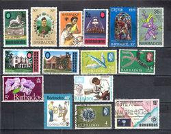 Stamps Barbados (10) - Barbades (1966-...)