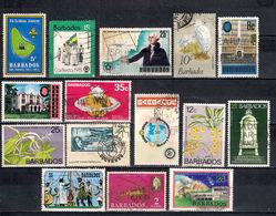 Stamps Barbados (9) - Barbados (1966-...)