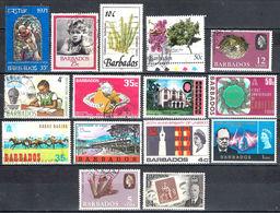 Stamps Barbados (7) - Barbados (1966-...)