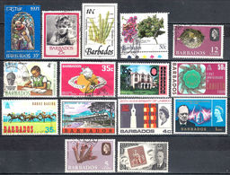 Stamps Barbados (7) - Barbades (1966-...)