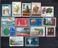 Stamps Barbados (8) - Barbados (1966-...)