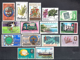 Stamps Barbados (6) - Barbades (1966-...)