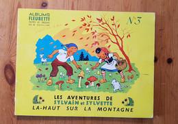 Sylvain Et Sylvette  N°3 - Sylvain Et Sylvette