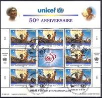 UN Geneva 1996 - The 50th Anniversary Of UNICEF  (FD) - UNO