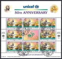UN New York 1996 - The 50th Anniversary Of UNICEF - Children's Stories  (FD) - UNO