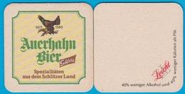 Auerhahn Brauerei Schlitz( Bd 2121 ) - Bierdeckel