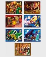 Alderney - Postfris / MNH - Complete Set A Christmas Carol 2018 - Alderney