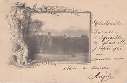 Aywaille:   Ruines Des 4 Fils Aymon. - Aywaille