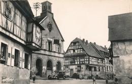 CP - France - (67) Bas Rhin - Oberbronn - Place De La Mairie - Frankrijk
