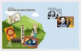 Andorra / Andorre - Postfris / MNH - FDC Toeristische Gidsen 2018 - Spaans-Andorra