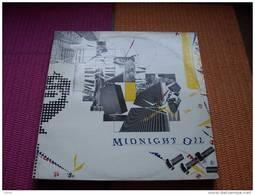 MIDNIGHT  OIL  ° 10 9 8 7 6 5 4 3 2 1 - Vinyles