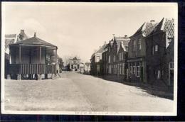 Woudrichem - Hoogstraat - Stadhuis - 1950 - Nederland