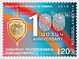 Armenië / Armenia - Postfris / MNH - 100 Jaar Politie 2018 - Armenië