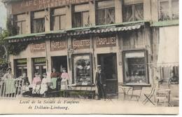 Dolhain Limbourg Local De La Societe De Fanfares - Limbourg