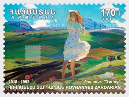 Armenië / Armenia - Postfris / MNH - 100 Jaar Lente 2018 - Armenië