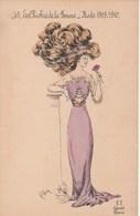 MODE LES CHICHIS DE LA FEMME  1909-1910 Par RAVOT 83H - Mode