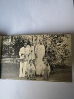 Indonesia / Ned.Indie // Inlandsche Huisbedienden 19?? Serie Kolff Indische Types - Indonésie