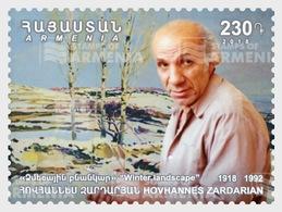 Armenië / Armenia - Postfris / MNH - 100 Jaar Winter 2018 - Armenië
