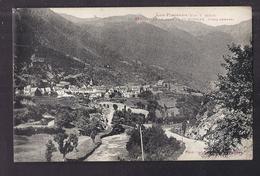 CPA ESPAGNE - LAS BORDAS - Valle De Aran - Vista General - TB PLAN D'ensemble Du Village - Edition Labouche - Espagne