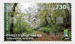 Armenië / Armenia - Postfris / MNH - Natuurreservaat 2018 - Armenië