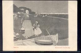 Cassiers - Hollandsch Landschap - Klederdracht - Koe - 1900 - Pays-Bas