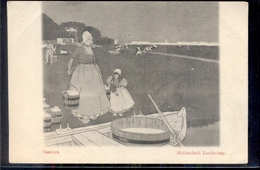 Cassiers - Hollandsch Landschap - Klederdracht - Koe - 1900 - Nederland