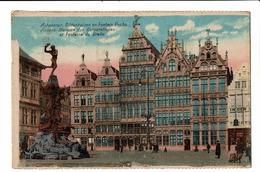 CPA - Cartes Postales BELGIQUE   Antwerpen- Maison Des Corporations --1932  S3965 - Antwerpen