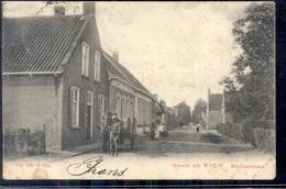 Wouw - Stationstraat - 1902 - Autres