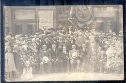 NS Spoor - Tram Bestuur Personeel - 1920 - Pays-Bas