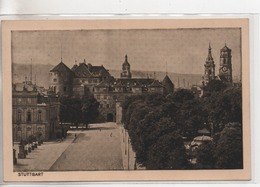 Cpa.Allemagne.Stuttgart.Altes Schlob - Stuttgart