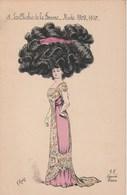 MODE LES CHICHIS DE LA FEMME  1909-1910 Par RAVOT 85H - Mode